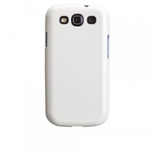 Case-mate Barely There [White],  Etui dla Samsung Galaxy S3