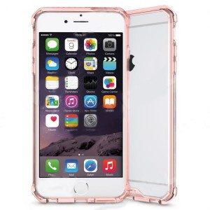 Hurtel Shockproof Case [Rose Gold], Żelowy pokrowiec do iPhone 6 Plus