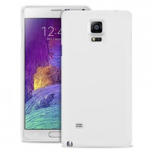 "PURO Ultra Slim ""0.3"" Cover [Clear], Ultra cienkie etui dla Galaxy Note 4"