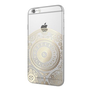 HOCO Diamond [Gold Edition], Etui z kryształkami do iPhone 6/6S
