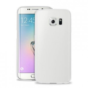"PURO Ultra Slim ""0.3"" Cover [Clear], Ultra cienkie etui dla Galaxy S6 Edge Plus"