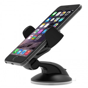 iOttie Easy Flex 3 Car & Desk [Black], Najlepszy  uchwyt  do smartfonów do 5""