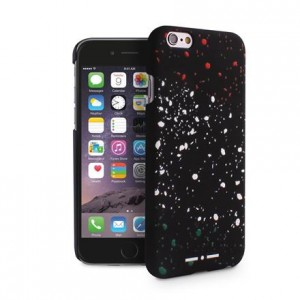 Italia Independent Paint [Black], Etui dla iPhone 6/6s