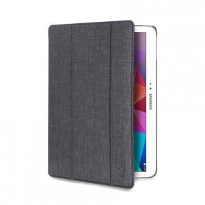 PURO Zeta Slim ICE [Grey], Etui do Galaxy Tab 4 10.1""