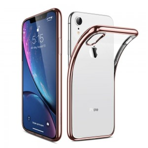 ESR Essential [Rose Gold], Etui do iPhone XR