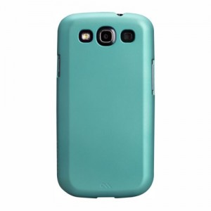 Case-mate Barely There [Turkus], Etui dla Samsung GALAXY S3