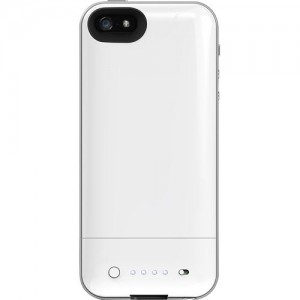 Mophie Juice Pack Air [White], Etui z baterią (1700 mAh) dla iPhone 5/5S
