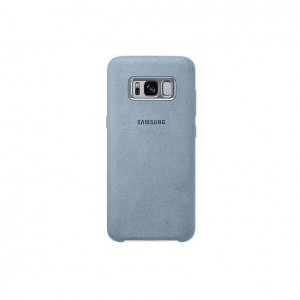 Samsung Alcantara Cover [Mint], Etui do Galaxy S8