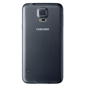 SAMSUNG Back Cover [Black], Tylna klapka do Galaxy S5