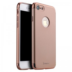 iPaky Case [Rose Gold], Etui dla iPhone 7+/8 Plus