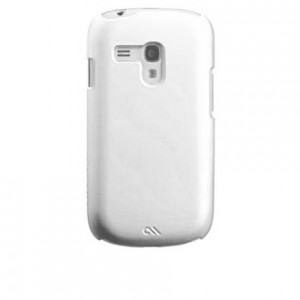 Case-mate Barley There [White],  Etui Galaxy S3 MINI
