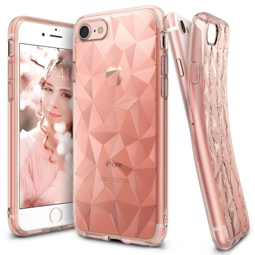 4a9f5979f9723 Ringke Prism Air  Rose Gold